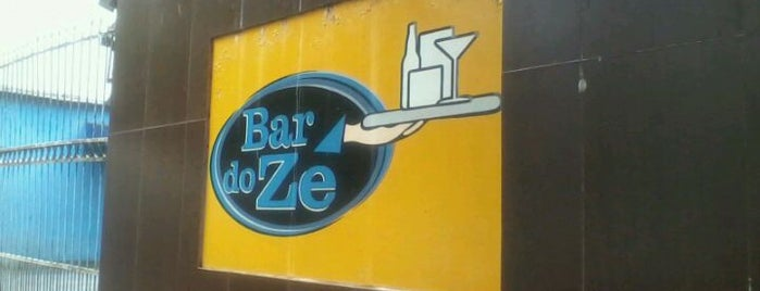 Bar do Zé is one of Guilherme'nin Kaydettiği Mekanlar.