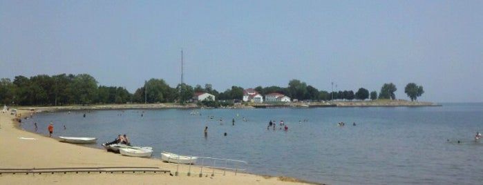 Calumet Park is one of Chicago Park District Fitness Centers.