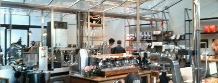 Intelligentsia Coffee & Tea is one of LA.