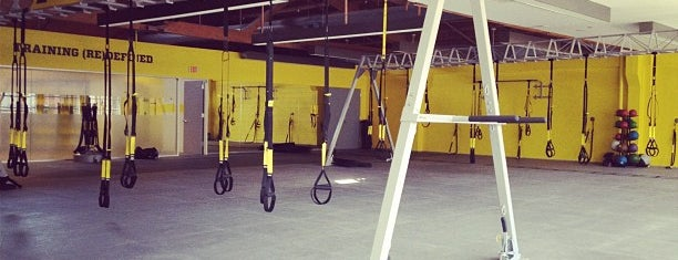 TRX Training Center is one of Amalia'nın Beğendiği Mekanlar.