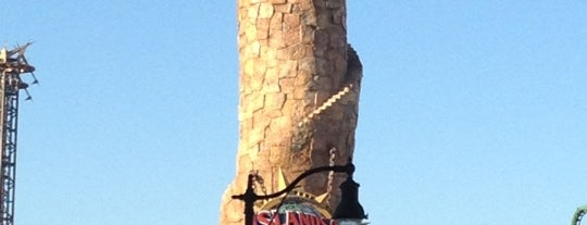 Universal's Islands of Adventure is one of My vacation @Orlando.