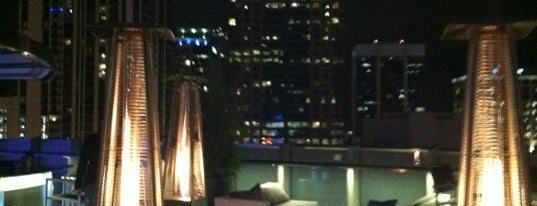 ONE80 Skytop Lounge is one of Places Tony Stark would hang out in Central FL.
