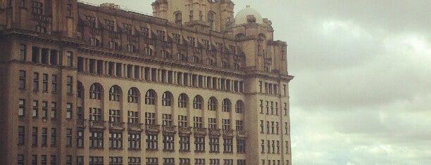 Mercure Liverpool Atlantic Tower Hotel is one of Lieux qui ont plu à Marcos.