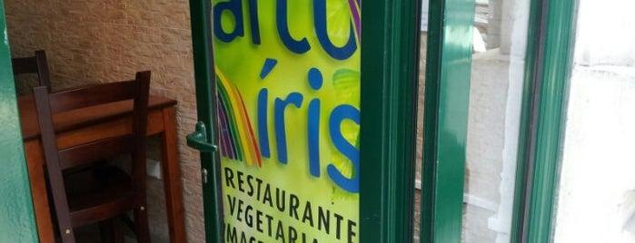 Arco Íris - Restaurante Vegetariano e Macrobiótico is one of Vegetarians / Vegans in Lisbon.