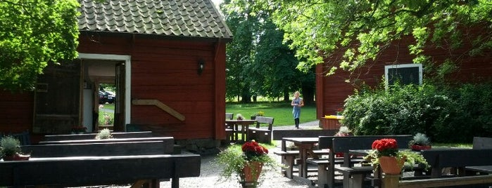 Brygghusets café is one of Nacka & Värmdö.