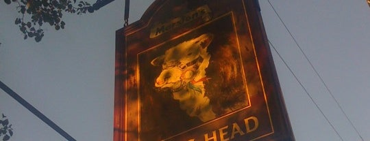Bulls Head Public House is one of CraftBeer.com's Best Craft Beer Bar in Every State.
