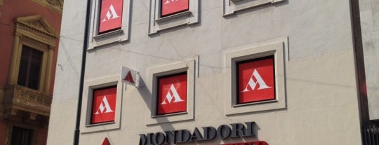 Mondadori Multicenter is one of Asma's Liked Places.