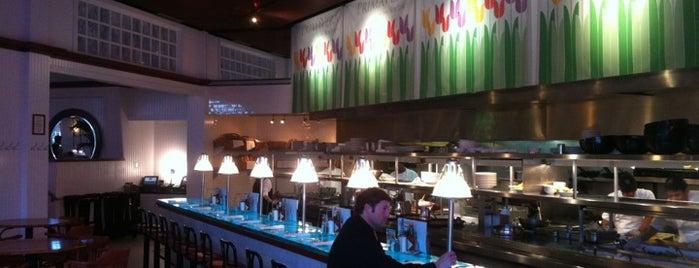 Market Street Grill is one of Kenneth Knightley Best Eateries.