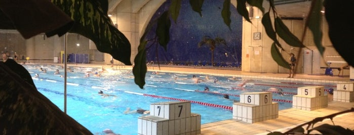 Piscine des Halles – Suzanne Berlioux is one of Sport Spots.