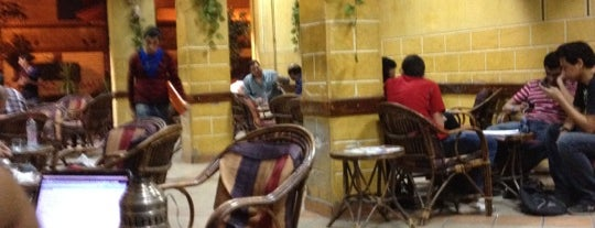 Arabisque Café is one of Cafe & Reastaurants.