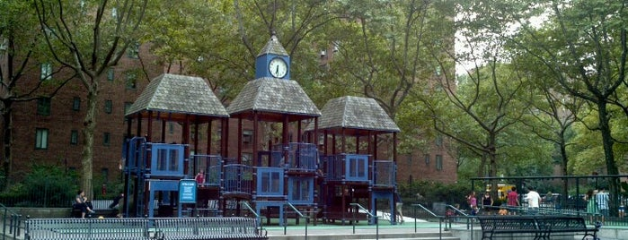 Stuyvesant Town Playground #12 is one of Kids.