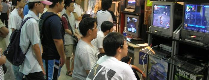 台北地下街 is one of Nerd Places.