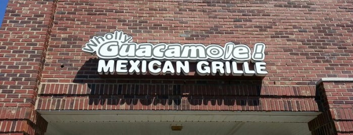 Wholly Guacamole! Mexican Grille is one of Kelly 님이 좋아한 장소.