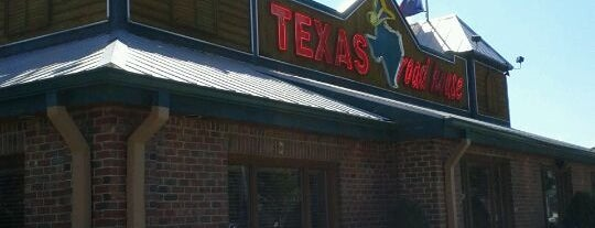 Texas Roadhouse is one of Paulina's Liked Places.