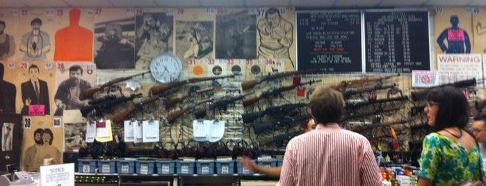 LA Gun Club is one of LA Places.