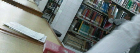 Perpustakaan FK Unlam is one of Mind's places visited.