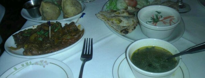 Aroma Indian Restaurant is one of Best Indian Food - Washington D.C. Metro Area.