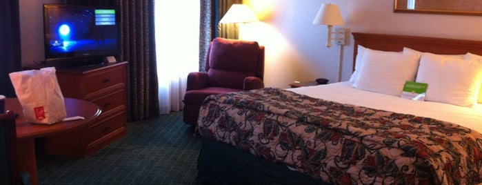 La Quinta Inn & Suites Raleigh Durham Airport S is one of Hotels.
