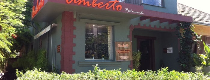 Umberto Ristorante is one of Porto Alegre Sabor.
