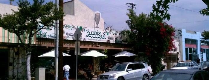 Zabie's Neighborhood Cafe is one of LA.
