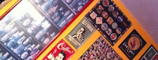 D'vitto Pizzería Bar is one of Comida Italiana.