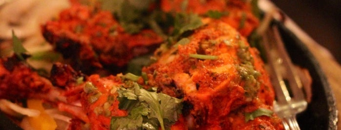 Banjara Indian Cuisine is one of CAN Toronto Favourites.