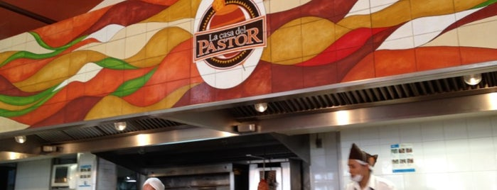 La Casa del Pastor is one of TACOS.
