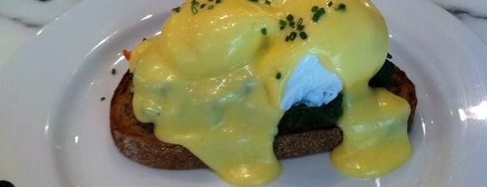 Kopapa Cafe & Restaurant is one of London's best breakfasts.