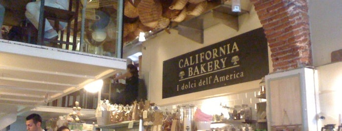 California Bakery is one of Milano // Restaurants, Bars & Coffee.