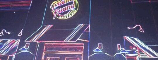 Ground Round Grill & Bar is one of Fun Elyria Nightlife.