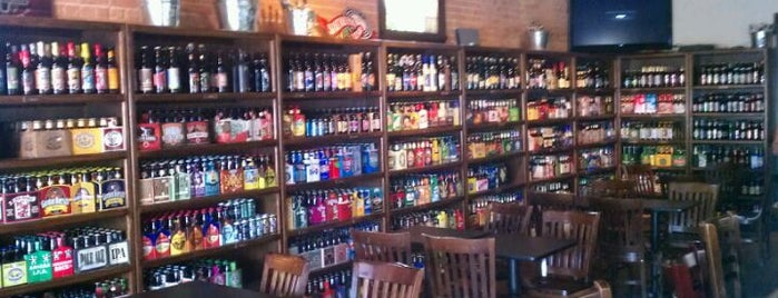 World Beer Company Bottle Shop is one of Kat: сохраненные места.