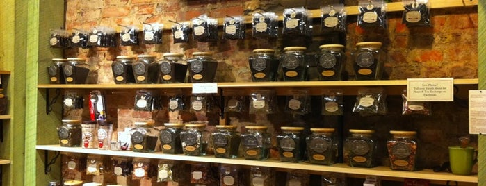 The Spice & Tea Exchange of Georgetown is one of Best Places DC/Metro Area Part 1.