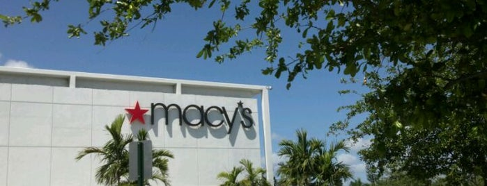 Macy's is one of Honeymoony.