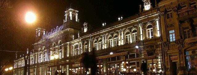 """драматичен театър """"Сава Огнянов"""" is one of สถานที่ที่ 83 ถูกใจ."""