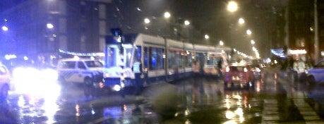 Tramhalte Rozengracht is one of Alle tramhaltes van Amsterdam.