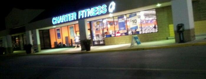 Charter Fitness is one of Posti che sono piaciuti a Chris.