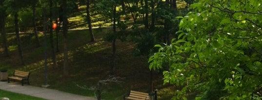 Seğmenler Parkı is one of Orte, die Truly gefallen.