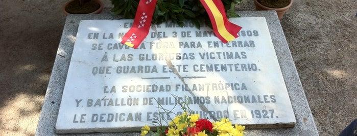 Cementerio de la Florida (o Dos de Mayo) is one of The Best Of Madrid.
