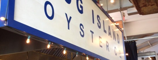 Hog Island Oyster Co. is one of Napa.