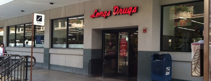 Longs Drugs is one of Honolulu: The Big Pineapple #4sqCities.
