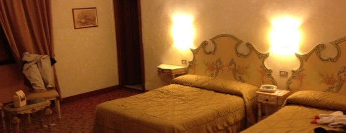 Hotel Paris is one of florence.