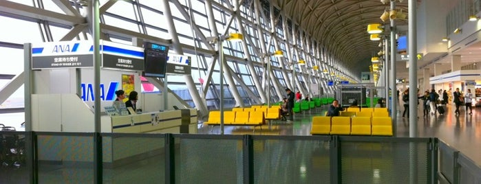 간사이국제공항 (KIX) is one of World Airports.