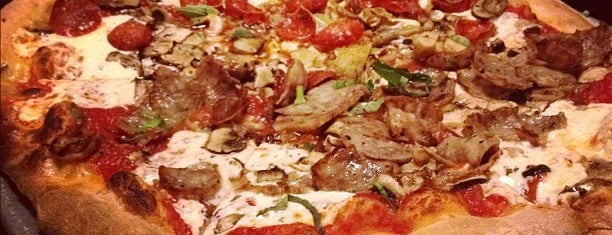 Lombardi's Coal Oven Pizza is one of Been there done that.