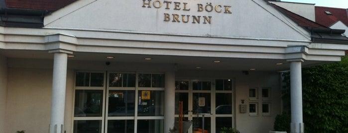 Hotel Böck is one of สถานที่ที่ Figen ถูกใจ.
