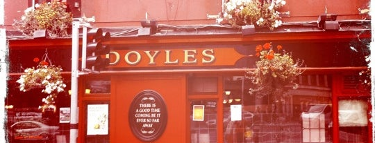 Doyles Pub is one of Dublin: Favourites & To Do.