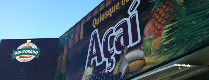 Quiosque do Açaí is one of Bons lugares.