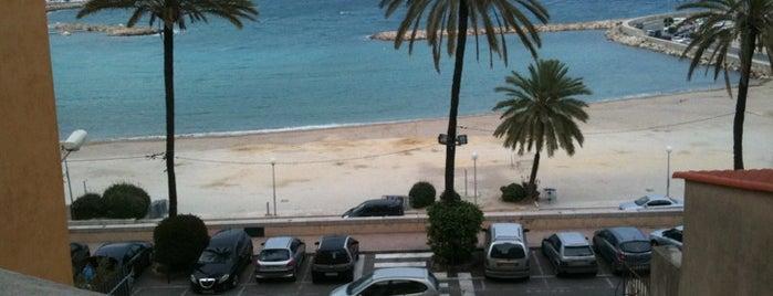 Plages des Sablettes is one of Monaco.