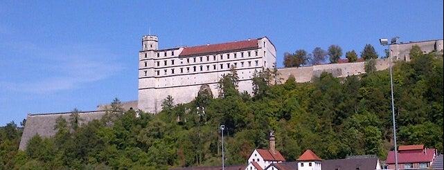 Willibaldsburg is one of Tempat yang Disukai Stefan.
