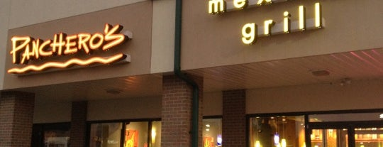 Pancheros Mexican Grill is one of New Jersey Eats.