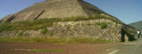 Pirámide del Sol is one of Turismo en Ciudad de México.
